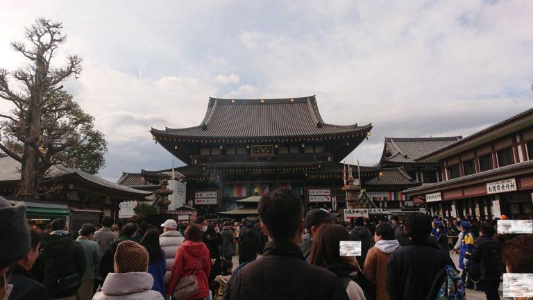 川崎大師混雑状況と超穴場の駐車場を紹介します!