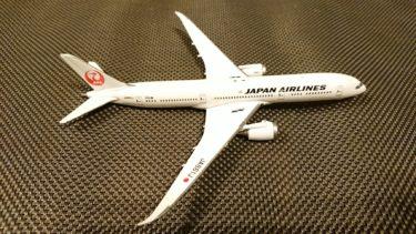 【JAL】デアゴスティーニ JAL旅客機コレクション創刊号B787-9 定期購読感想・レビュー