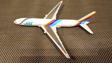 【JAL】デアゴスティーニ JAL旅客機コレクションNo.3 B777-200 定期購読感想・レビュー