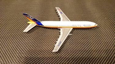 デアゴスティーニJAL旅客機コレクション第5巻A300-600R
